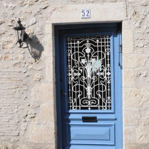Front door - 52 Eymet