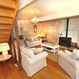 Living room - 52 Eymet